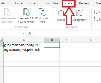 How to Split columns in excel into multiple columns 3