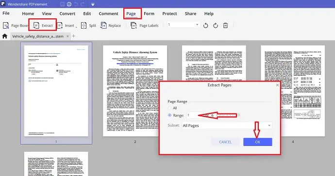 4 Ways to Extracting Pages From PDF (Online & Offline ) 2