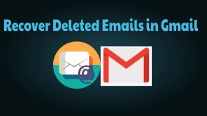 Deleted Emails in Gmail