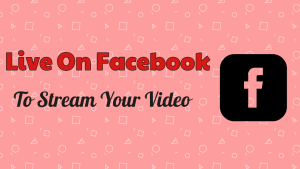 Live On Facebook