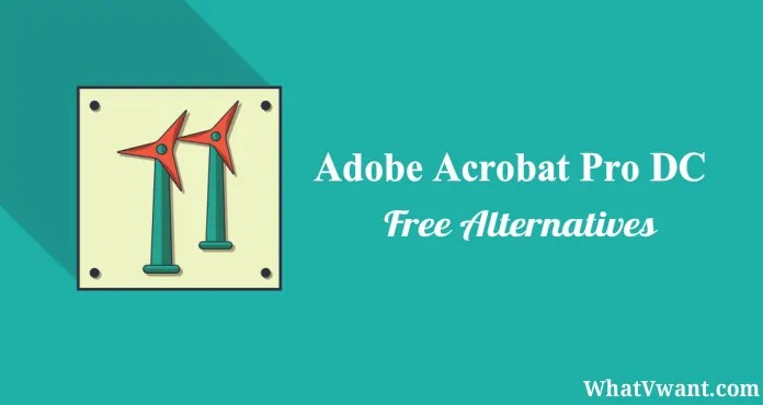 Free Alternatives to Adobe Acrobat