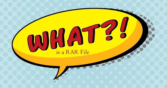 What is RAR file