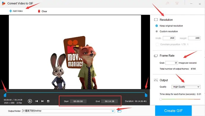WonderFox HD Video Converter Factory Pro 18.0 Review and New Features 4