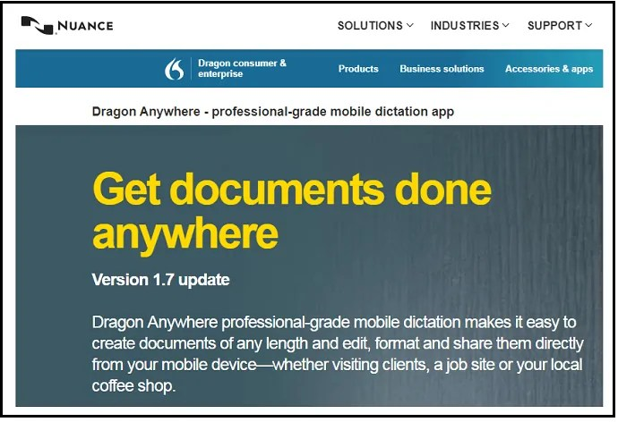 Dragan Anywhere-Webpage-to-convert-speech-to-text