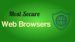 Secure Web Browsers