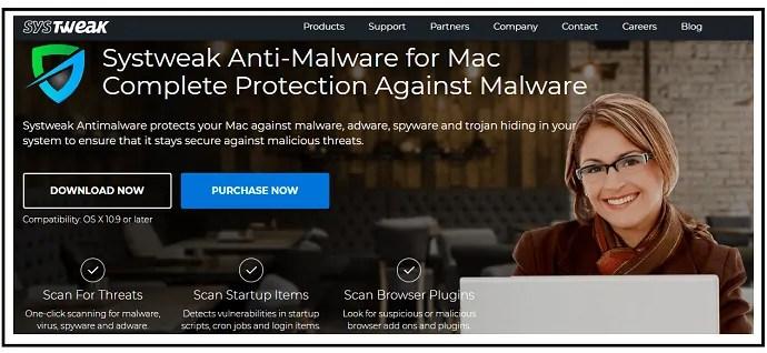 Systweak-Anti-Malware- for-Mac-WebPage