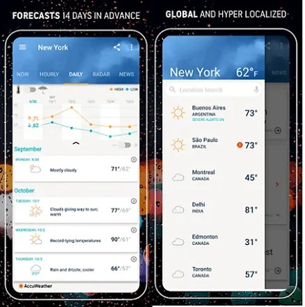 AccuWeather -App-page-which-is-the-best-weather-app-for-Android