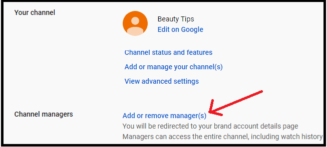 Add or Remove-Option-in-your-YouTube-Brand-Account-Channel