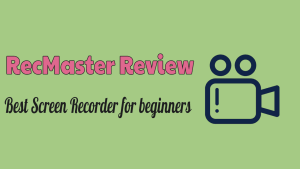 RecMaster Review