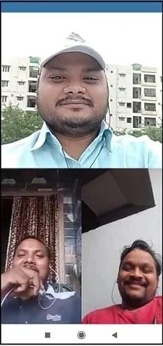 Skype-group-video-call-on-a-mobile