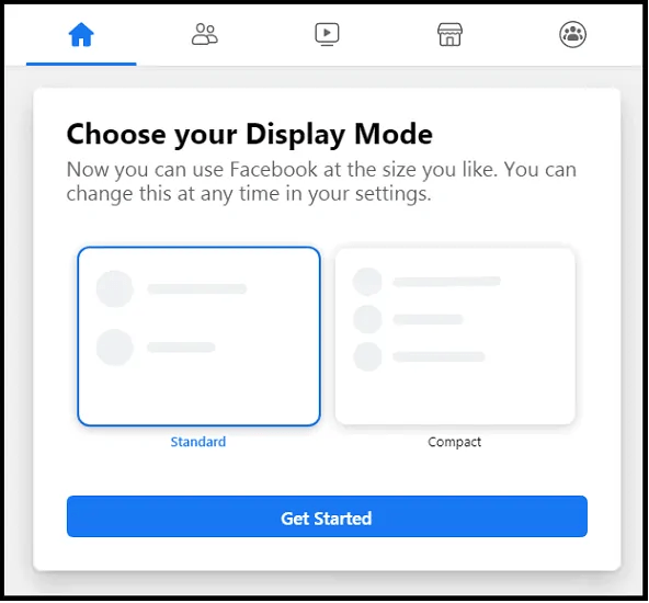 Meet The New Facebook: A Cleaner Look With White Design, Bigger Text, Dark Mode, Faster Loading Times, New Immersive Lay Out For Photos, Videos and A Lot More 4
