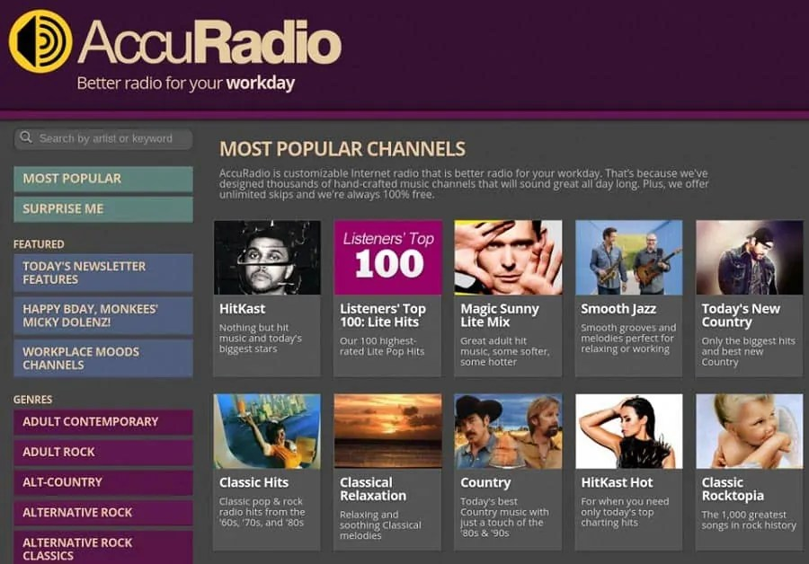 8 Best Unblocked Music Sites to Enjoy Music Anywhere 4