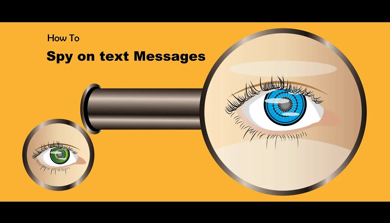 How to spy on text messages