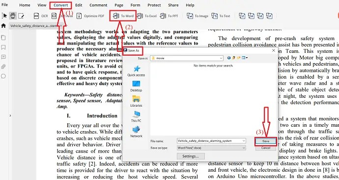 How to Convert Read-Only PDF to Editable PDF for Free 1