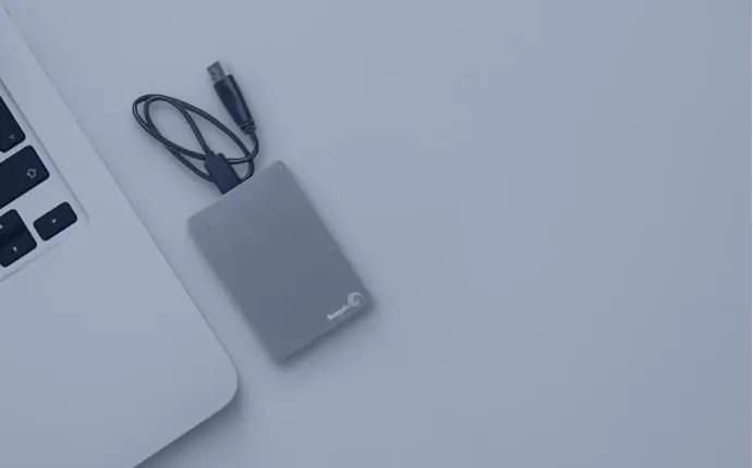 External Hard Drive Not Showing Up on Mac