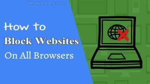 Block a website