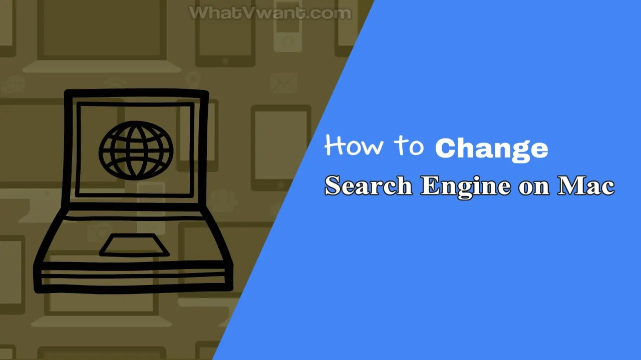 Change search engine on Mac