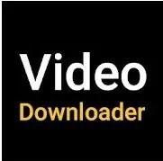 video downloader app logo