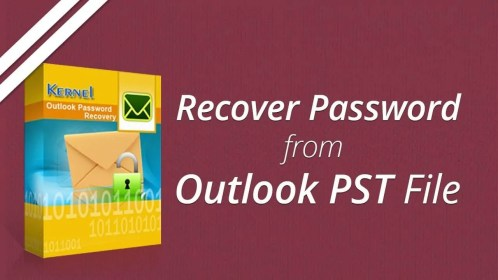 kernel outlook password recovery tool