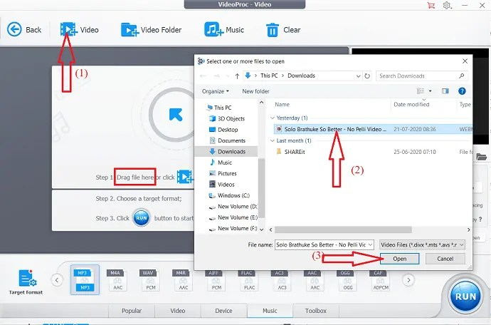 VideoProc Review - One stop video editing software 3