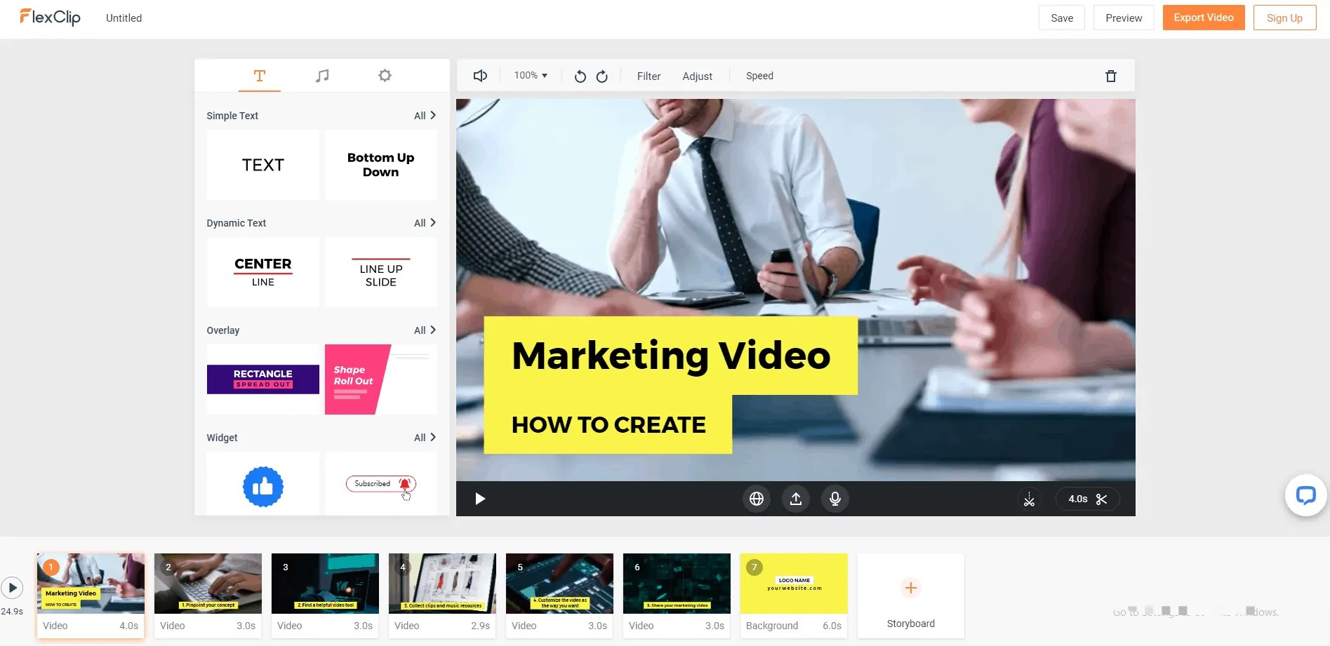 FlexClip Video Maker Review: Create Advanced Marketing Videos for Beginners 2