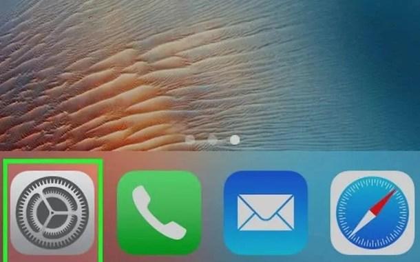 MAC address using iOS