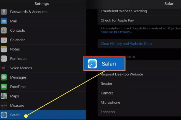 How to Manage & Clear Safari History, Cache & Cookies 12
