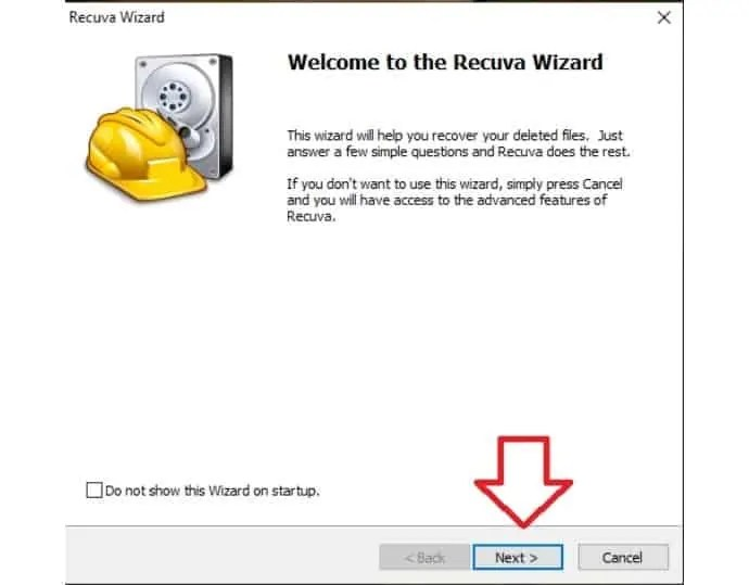 How to recover deleted files from Windows, Mac, iPhone, USB, etc., 2