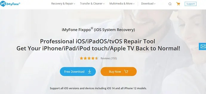 iMyFone-Fixppo-Review-Best-Program-to-fix-all-your-iOS-problems