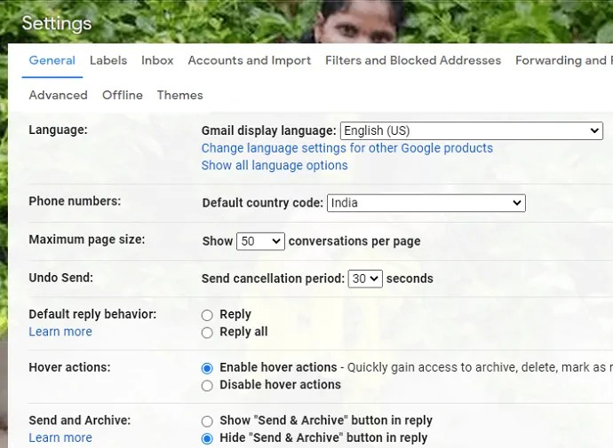 How to Add or Change or Customize Gmail Signature 3