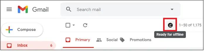 Gmail-Offline-mode-ready