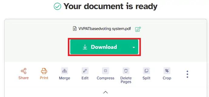 Download File - Sejda