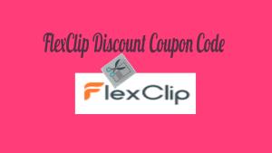 FlexClip Discount Coupon code