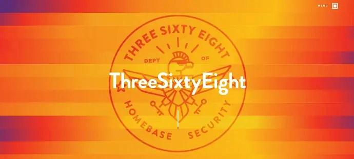 ThreeSixtyEight - Web Design Company