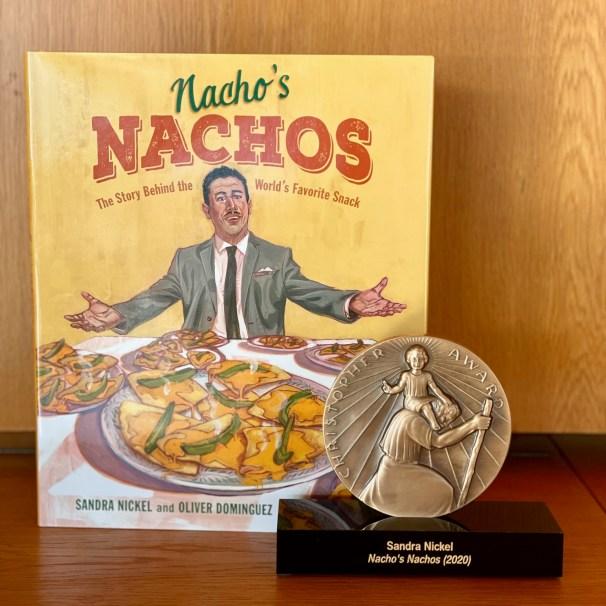 Nacho's Nachos Wins the Christopher Award