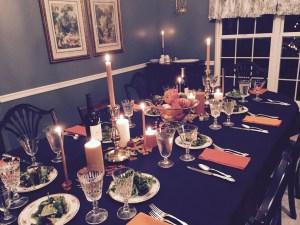 Julia's Dinner