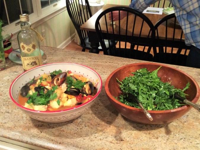 Provencal Fish Stew 2