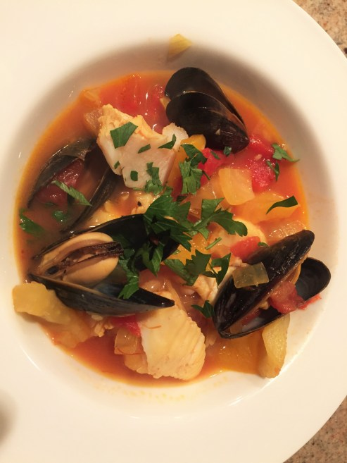 Provencal Fish Stew