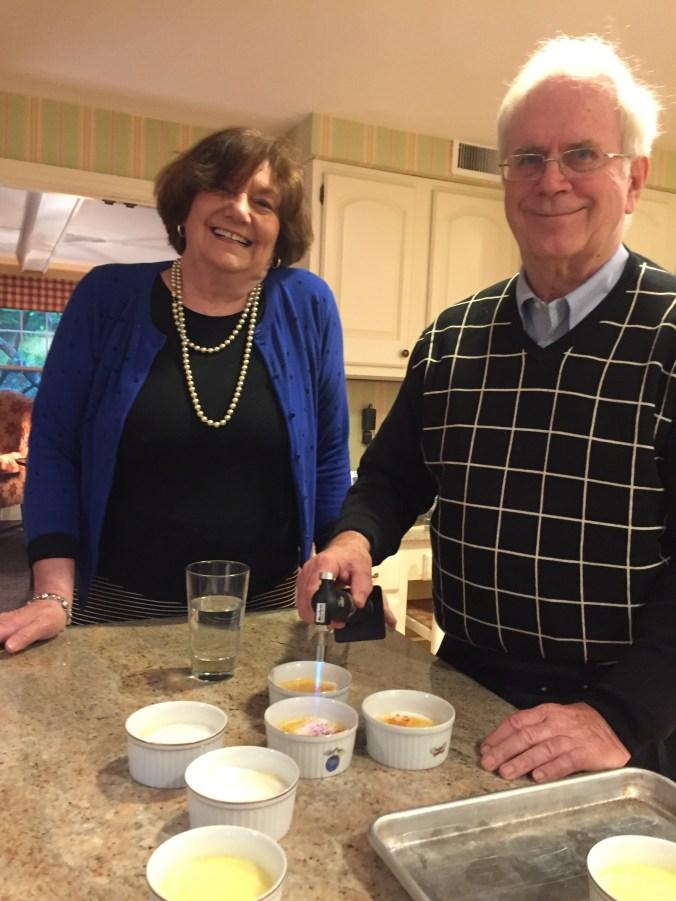 Janice and John