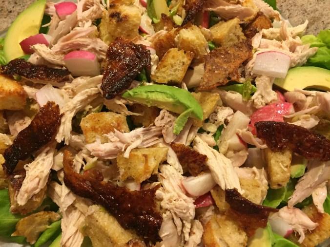 Chicken Salad Close