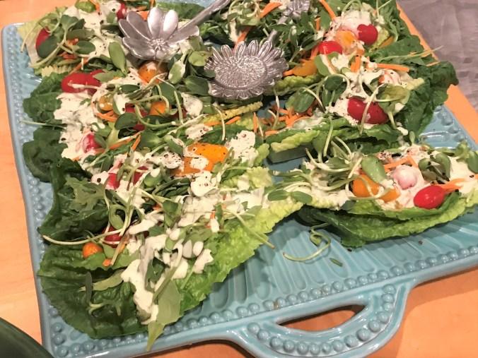 Hilda's Salad