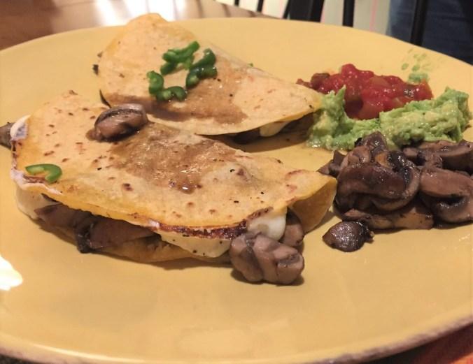 mushroom quesadillas (2)