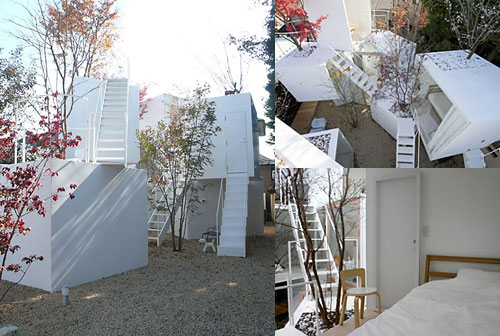 House Before House by Sou Fujimoto