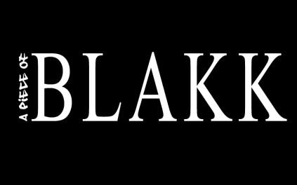 Que Hampton - A Piece Of BLAKK