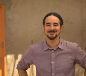 Benjamin Wolf, Gründer und Geschäftsführer der Stay Stiftung