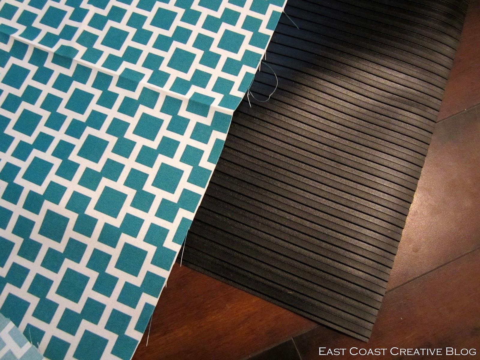 DIY Fabric Floorcloth  what will i do next