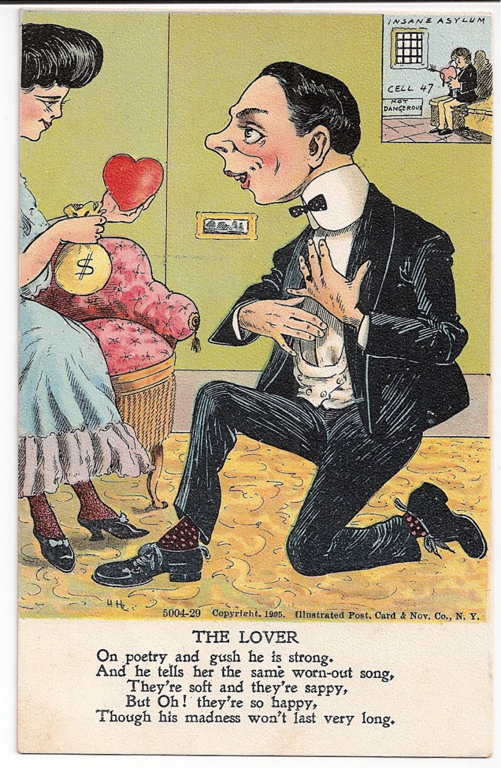These beautiful victorian valentine's cards were carefully and creatively handcrafted, and were so much better than what you usually see. Beautiful Vintage Valentine Cards - What Will Matter