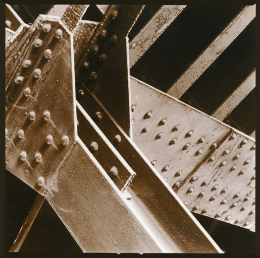 """Bridge Study II - 050/04, 2013"" by Ioanna Tourkantonis (courtesy of the artist and Panopticon Gallery, Boston)"