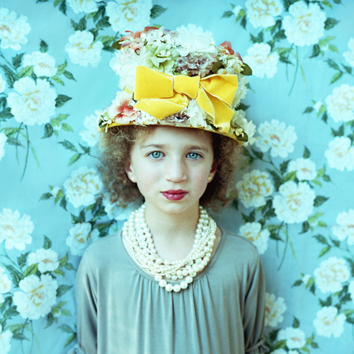 """""""Quincy"""" from the series """"Spring Fever"""" by Aline Smithson (courtesy of the artist)"""