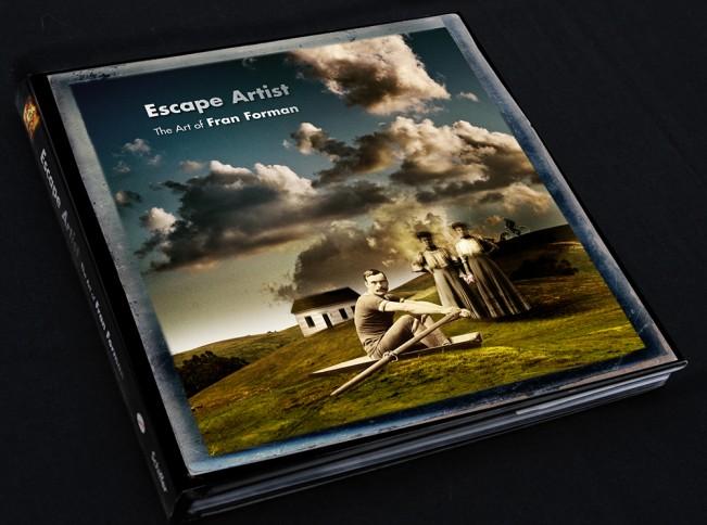 """Escape Artist"" by Fran Forman (2015, Schiffer Publishing)"